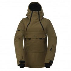 2117 of Sweden Liden, Anorak, Dame, Army Green