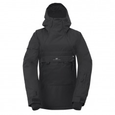 2117 of Sweden Liden, Anorak, Dame, Black