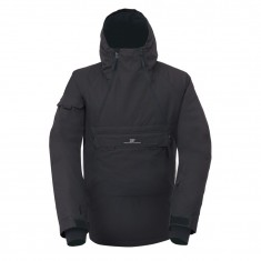 2117 of Sweden Liden, Anorak, Herre, Black