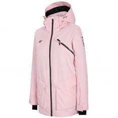 4F Kate, Skijakke, Dame, Light Pink