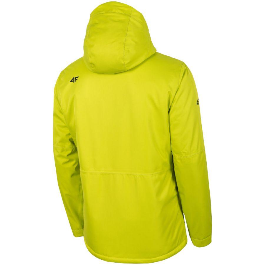 4F Kevin, Skijakke, Herre, Green