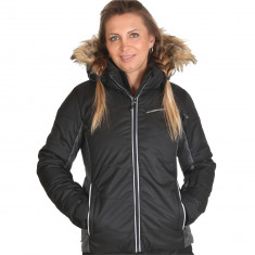 4F Marina Skijakke, Dame, Black