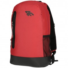 4F School 25L, Ryggsekk, Red