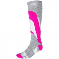4F Skisokker, Dame, Pink
