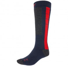 4F Skisokker, Herre, Blue/Red