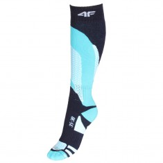 4F Ski Socks, billige skissokker, Navy