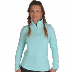 4F Thora Microtherm fleecepulli, dame, mint