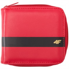4F Wallet, Lommebok, Red