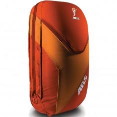 ABS Vario Zip-On 18, Rød/Orange