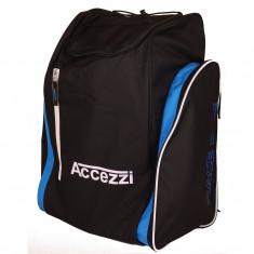Accezzi Race, Ryggsekk til Vintersport 55L, Black/Blue