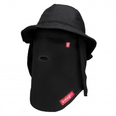 Airhole Bucket Hat, black
