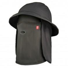 Airhole Bucket Hat, Charcoal