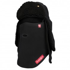 Airhole Trapper Hat, black