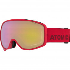 Atomic Count Stereo, Skibriller, Red