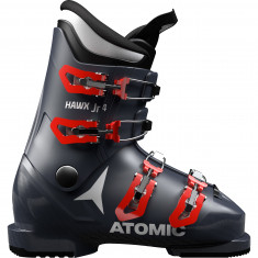 Atomic Hawx Jr 4, Skistøvler, Junior, Dark Blue
