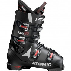 Atomic Hawx Prime 90, Skistøvler, Black/Red