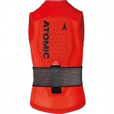 Atomic Live Shield Vest JR, Red