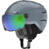 Atomic Savor Visor Stereo GT, Skihjelm med Visir, Black