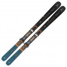 Atomic Vantage 82 TI + F 12 GW, Black/Blue