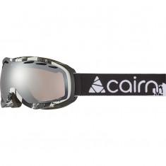 Cairn Alpha Polarized, Skibriller, Mat Black/White