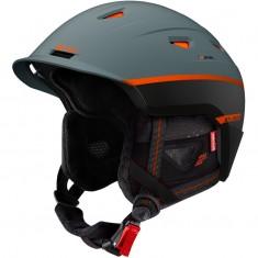 Cairn Eclipse Rescue, Skihjelm, Verdigris Orange