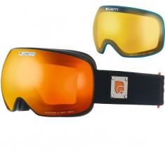 Cairn Gravity, Skibriller, Mat Black Orange