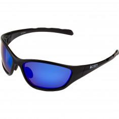 Cairn Hero Sport Solbriller, Mat Black Blue