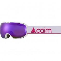 Cairn Magnetik, Skibriller, Junior, Mat White Purple