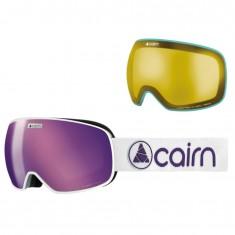 Cairn Magnetik, Skibriller, Mat Silver Purple