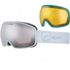 Cairn Magnetik, Skibriller, Mat White Silver