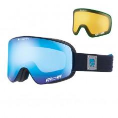 Cairn Polaris, Polarized Skibriller, Mat Black Blue
