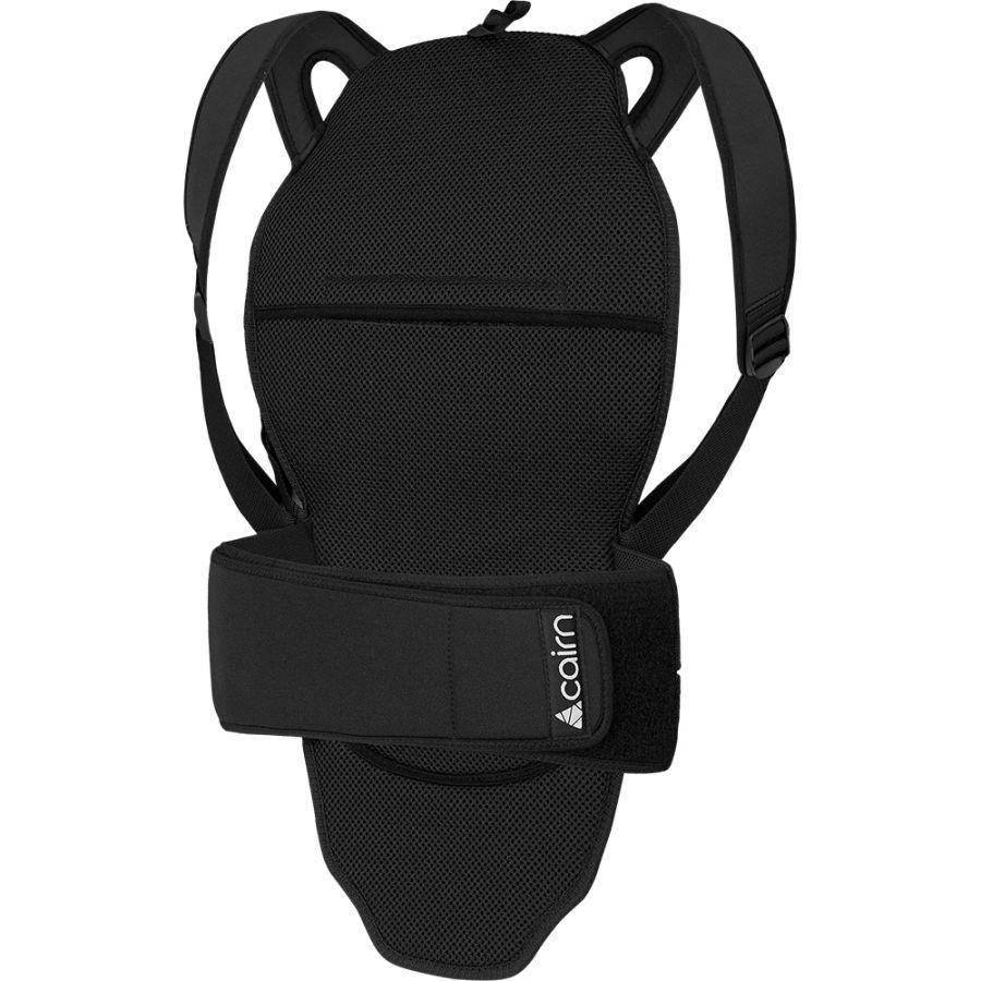 Cairn Pro Impakt D3O Ryggplate, Black