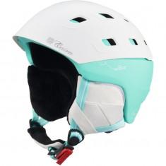 Cairn Pulsar, skihjelm, White Mint Techno
