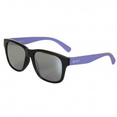 Cairn Sweat, Solbrille, Junior, Black/Purple