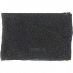 Cold Kids Fleece neck warmer, black