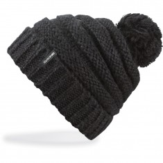 Dakine Schrunch Womens Beanie, Black
