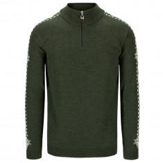 Dale of Norway Geilo, Sweater, Herre, Dark Green