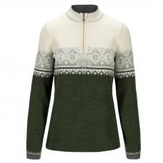 Dale of Norway Moritz, Sweater, Dame, Dark Green