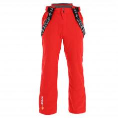 Deluni Skibukser, Plus Size, Red