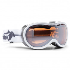 Demon Bubble ski goggle OTG,  Hvit/grå