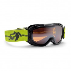Demon Magic Junior Skigoggle, Black/Yellow