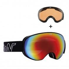 Demon Magnet, Skibriller, Matt Black Red