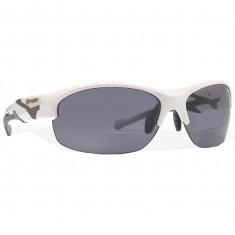Demon Tour Sportssolbriller, m. Lesefelt, White