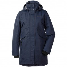 Didriksons Tanja Parka Dame, Dark Night Blue