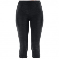 Falke 3/4 Tights, Wool-Tech, Dame, Dark Night