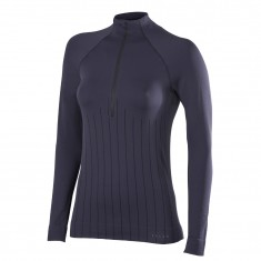 Falke Act 2 Half Zip, dame, sort