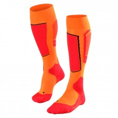Falke SK4 Skisokker, Herre, Flash Orange