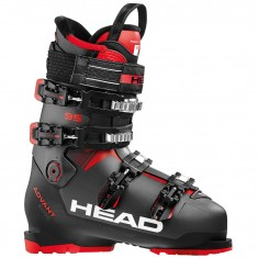 HEAD Advant Edge 95, Herre, Black/Red
