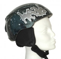 HEAD Joker Junior Skihjelm, Black