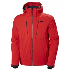 Helly Hansen Alpha 3.0 Skijakke, Herre, Flag Red